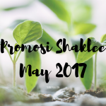 Promosi Shaklee May 2017 Sangat WOW!