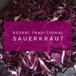 Resepi Traditional Sauerkraut
